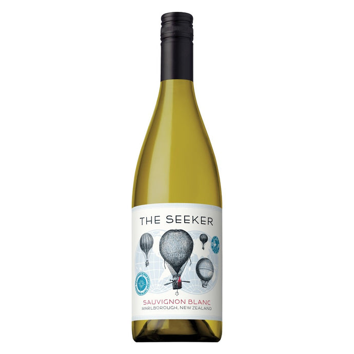The Seeker Sauvignon Blanc 750mL Type: White Categories: 750mL, New Zealand, quantity high enough for online, region_New Zealand, Sauvignon Blanc, size_750mL, subtype_Sauvignon Blanc. Buy today at Wine and Liquor Mart Poughkeepsie