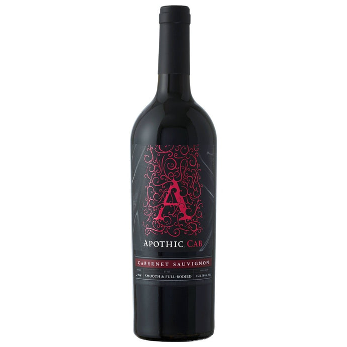 Apothic Cabernet Sauvignon Red Wine - 750ml Bottle Type: Red Categories: 750mL, Cabernet Sauvignon, California, quantity high enough for online, region_California, size_750mL, subtype_Cabernet Sauvignon. Buy today at Wine and Liquor Mart Poughkeepsie