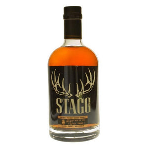 Stagg Jr Bourbon Whiskey - 750mL Type: Liquor Categories: 750mL, Bourbon, quantity exception rare, size_750mL, subtype_Bourbon, subtype_Whiskey, Whiskey. Buy today at Wine and Liquor Mart Poughkeepsie