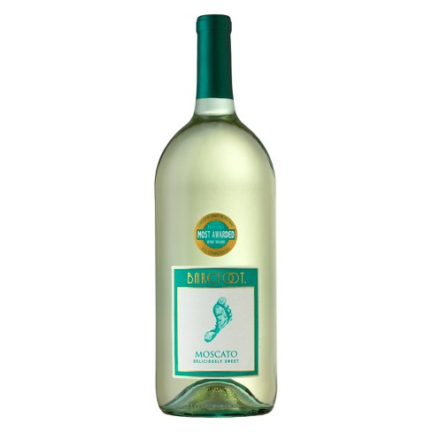 Barefoot Moscato - 1.5L Type: White Categories: 1.5L, California, Moscato, quantity high enough for online, region_California, size_1.5L, subtype_Moscato. Buy today at Wine and Liquor Mart Poughkeepsie