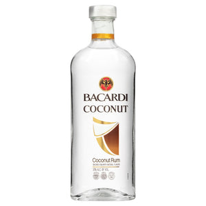 Bacardi Coconut Flavored Rum 375 mL Type: Liquor Categories: 375mL, Flavored, quantity high enough for online, Rum, size_375mL, subtype_Flavored, subtype_Rum. Buy today at Wine and Liquor Mart Poughkeepsie