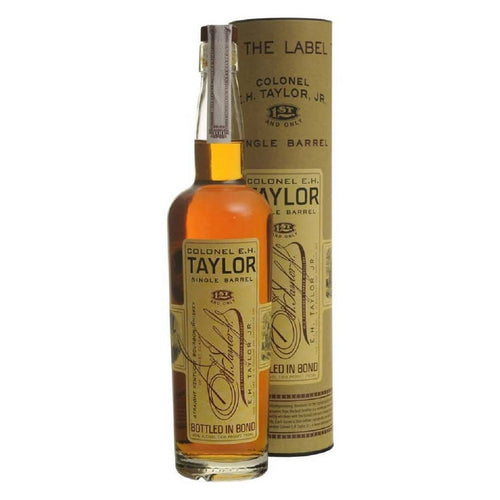EH Taylor Single Barrel Bourbon - 750mL Type: Liquor Categories: 750mL, Bourbon, size_750mL, subtype_Bourbon, subtype_Whiskey, Whiskey. Buy today at Wine and Liquor Mart Poughkeepsie