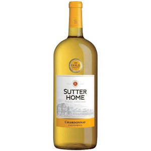 Sutter Home Chardonnay 1.5L Type: White Categories: 1.5L, California, Chardonnay, quantity high enough for online, region_California, size_1.5L, subtype_Chardonnay. Buy today at Wine and Liquor Mart Poughkeepsie