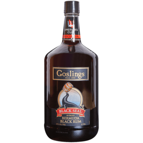 Goslings Black Seal Rum 1.75L Type: Liquor Categories: 1.75L, Rum, size_1.75L, subtype_Rum. Buy today at Wine and Liquor Mart Poughkeepsie