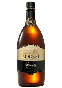 Korbel Brandy 1.75L Type: Liquor Categories: 1.75L, Brandy, size_1.75L, subtype_Brandy. Buy today at Wine and Liquor Mart Poughkeepsie