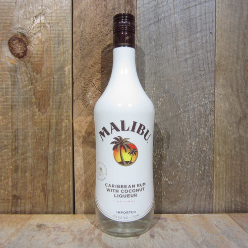 Malibu Coconut Caribbean Rum 750 mL Type: Liquor Categories: 750mL, Flavored, Rum, size_750mL, subtype_Flavored, subtype_Rum. Buy today at Wine and Liquor Mart Poughkeepsie
