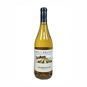 Millbrook Chardonnay 750mL Type: White Categories: 750mL, Chardonnay, New York, region_New York, size_750mL, subtype_Chardonnay. Buy today at Wine and Liquor Mart Poughkeepsie