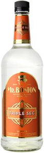 Mr. Boston Triple Sec 1L Type: Liquor Categories: 1L, Flavored, Liqueur, size_1L, subtype_Flavored, subtype_Liqueur. Buy today at Wine and Liquor Mart Poughkeepsie