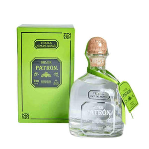 Patrón Silver Tequila - 375ml Bottle Type: Liquor Categories: 375mL, quantity high enough for online, size_375mL, subtype_Tequila, Tequila. Buy today at Wine and Liquor Mart Poughkeepsie