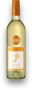 Barefoot - Riesling Wine 750mL Type: White Categories: 750mL, California, quantity high enough for online, region_California, Riesling, size_750mL, subtype_Riesling. Buy today at Wine and Liquor Mart Poughkeepsie
