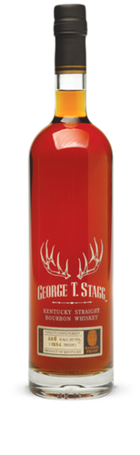 George T. Stagg Bourbon Whiskey 2019 Barrel Proof 750ML Type: Liquor Categories: 750mL, Bourbon, quantity exception rare, size_750mL, subtype_Bourbon, subtype_Whiskey, Whiskey. Buy today at Wine and Liquor Mart Poughkeepsie