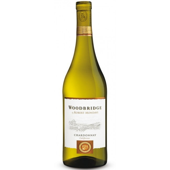 Woodbridge Chardonnay 750mL Type: White Categories: 750mL, California, Chardonnay, quantity high enough for online, region_California, size_750mL, subtype_Chardonnay. Buy today at Wine and Liquor Mart Poughkeepsie