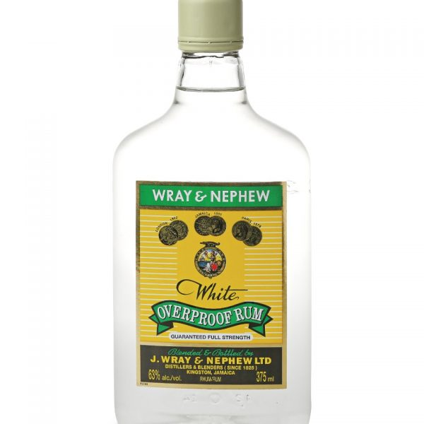Wray & Nephew White Overproof Rum 375mL Type: Liquor Categories: 375mL, quantity high enough for online, Rum, size_375mL, subtype_Rum. Buy today at Wine and Liquor Mart Poughkeepsie
