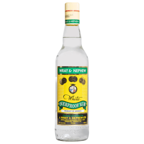 Wray & Nephew Overproof White Rum 750mL Type: Liquor Categories: 750mL, quantity high enough for online, Rum, size_750mL, subtype_Rum. Buy today at Wine and Liquor Mart Poughkeepsie