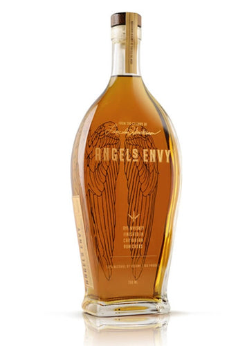 Angel's Envy Rye Whiskey Finished in Caribbean Rum Casks 750mL Type: Liquor Categories: 750mL, quantity exception rare, size_750mL, subtype_Whiskey, Whiskey. Buy today at Wine and Liquor Mart Poughkeepsie
