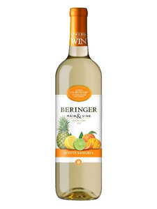 Beringer White Sangria 750mL Type: White Categories: 750mL, California, quantity low hide from online store, region_California, Sangria, size_750mL, subtype_Sangria, subtype_White. Buy today at Wine and Liquor Mart Poughkeepsie