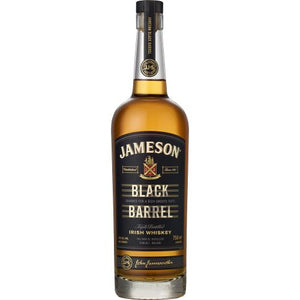 Jameson Black Barrel Irish Whiskey 1L Type: Liquor Categories: 1L, Irish, size_1L, subtype_Irish, subtype_Whiskey, Whiskey. Buy today at Wine and Liquor Mart Poughkeepsie