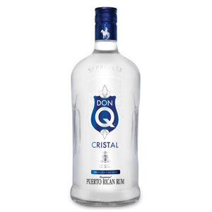 Don Q Cristal Rum 1.75 Type: Liquor Categories: 1.75L, Rum, size_1.75L, subtype_Rum. Buy today at Wine and Liquor Mart Poughkeepsie
