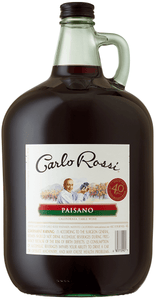 Carlo Rossi Paisano 4L Type: Red Categories: 4L Jug, California, quantity high enough for online, Red Blend, region_California, size_4L Jug, subtype_Red Blend. Buy today at Wine and Liquor Mart Poughkeepsie
