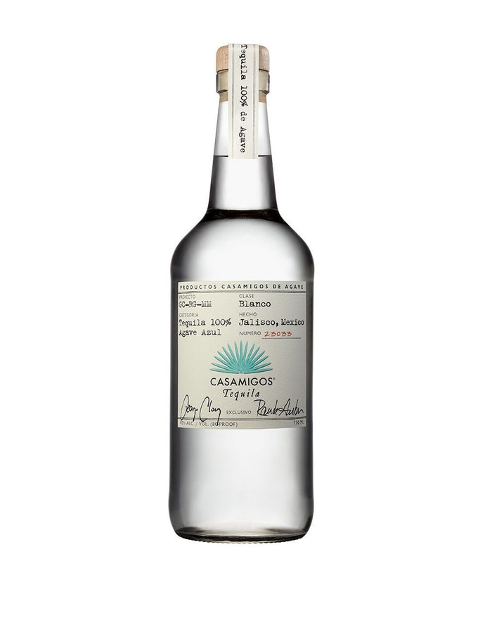 Casamigos Tequila Blanco 750mL Type: Liquor Categories: 750mL, size_750mL, subtype_Tequila, Tequila. Buy today at Wine and Liquor Mart Poughkeepsie