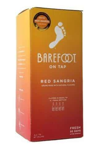 Barefoot Red Sangria 3 Liter Box Type: Red Categories: 3L, California, region_California, Sangria, size_3L, subtype_Sangria. Buy today at Wine and Liquor Mart Poughkeepsie