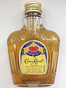 Crown Royal Blended Canadian Whisky 50mL Type: Liquor Categories: 50mL, quantity high enough for online, size_50mL, subtype_Whiskey, Whiskey. Buy today at Wine and Liquor Mart Poughkeepsie