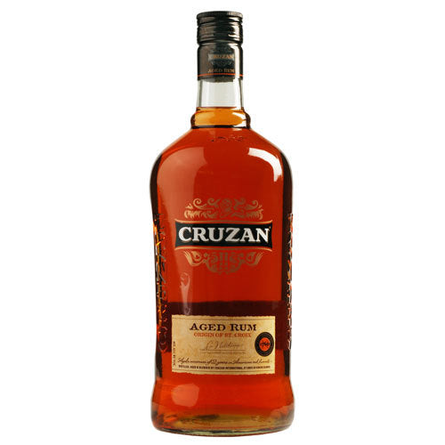 Cruzan Dark Aged Rum - 1.75L Bottle Type: Liquor Categories: 1.75L, quantity high enough for online, Rum, size_1.75L, subtype_Rum. Buy today at Wine and Liquor Mart Poughkeepsie
