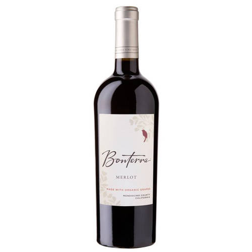 Bonterra Organic Merlot 750ml Type: Red Categories: 750mL, California, Merlot, quantity high enough for online, region_California, size_750mL, subtype_Merlot. Buy today at Wine and Liquor Mart Poughkeepsie