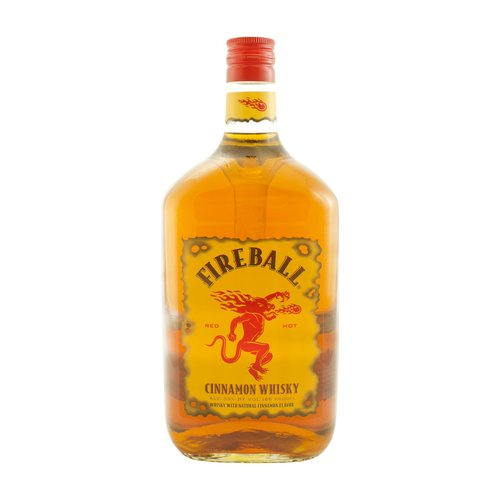 Fireball Cinnamon Whiskey 1.75 L Type: Liquor Categories: 1.75L, Flavored, size_1.75L, subtype_Flavored, subtype_Whiskey, Whiskey. Buy today at Wine and Liquor Mart Poughkeepsie