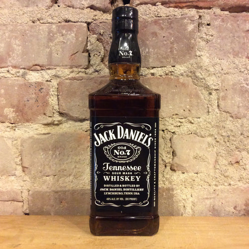 Jack Daniels Tennessee Whiskey 750mL Type: Liquor Categories: 750mL, size_750mL, subtype_Whiskey, Whiskey. Buy today at Wine and Liquor Mart Poughkeepsie