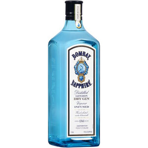 Bombay Sapphire Gin 1L Type: Liquor Categories: 1L, Gin, quantity high enough for online, size_1L, subtype_Gin. Buy today at Wine and Liquor Mart Poughkeepsie