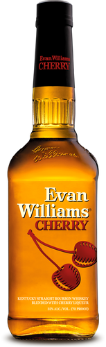 Evan Williams Cherry Flavored Whiskey Bourbon 1L Type: Liquor Categories: 1L, Bourbon, Flavored, size_1L, subtype_Bourbon, subtype_Flavored, subtype_Whiskey, Whiskey. Buy today at Wine and Liquor Mart Poughkeepsie