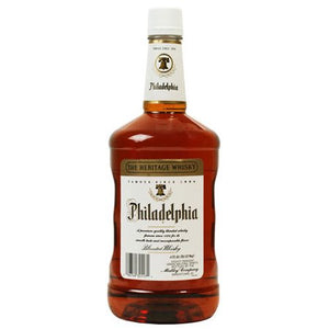 Philadelphia Blended American Whiskey 4 Yr 80 1.75 L Type: Liquor Categories: 1L, quantity high enough for online, size_1L, subtype_Whiskey, Whiskey. Buy today at Wine and Liquor Mart Poughkeepsie