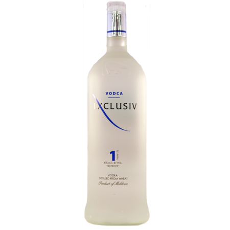 Exclusive Exclusiv Vodka 80 1.75 L Type: Liquor Categories: 1.75L, quantity high enough for online, size_1.75L, subtype_Vodka, Vodka. Buy today at Wine and Liquor Mart Poughkeepsie