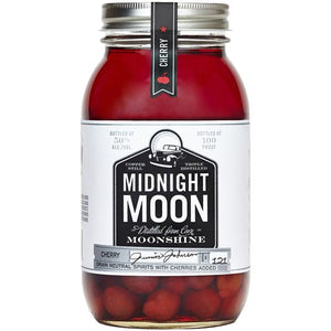 Midnight Moon Cherry Moonshine, 750 mL Type: Liquor Categories: 750mL, quantity low hide from online store, size_750mL. Buy today at Wine and Liquor Mart Poughkeepsie