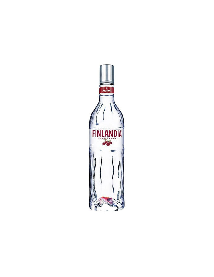 Finlandia Cranberry Flavored Vodka 1L Type: Liquor Categories: 1L, Flavored, size_1L, subtype_Flavored, subtype_Vodka, Vodka. Buy today at Wine and Liquor Mart Poughkeepsie