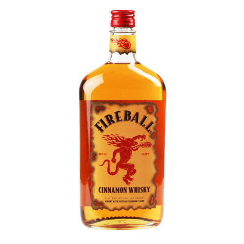 Fireball Cinnamon Whiskey 750 mL Type: Liquor Categories: 750mL, Flavored, size_750mL, subtype_Flavored, subtype_Whiskey, Whiskey. Buy today at Wine and Liquor Mart Poughkeepsie