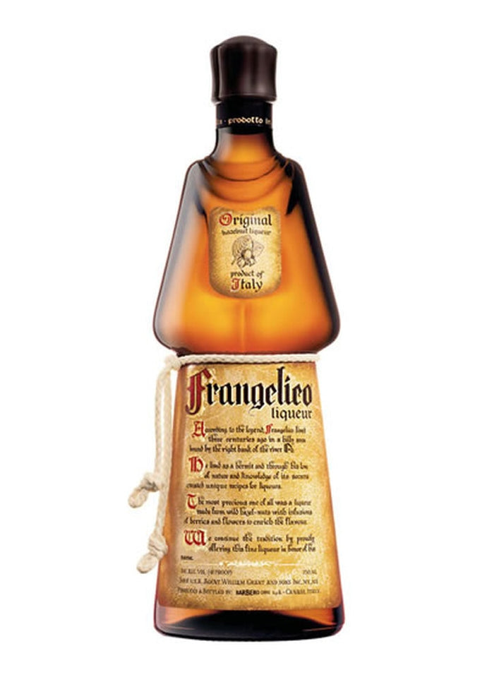 Frangelico Liqueur 375mL Type: Liquor Categories: 375mL, Liqueur, quantity high enough for online, size_375mL, subtype_Liqueur. Buy today at Wine and Liquor Mart Poughkeepsie