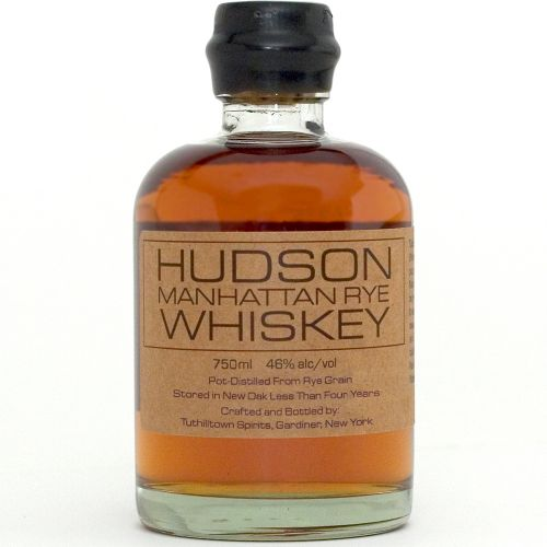 Hudson Manhattan Rye Whiskey 750mL Type: Liquor Categories: 750mL, quantity low hide from online store, size_750mL, subtype_Whiskey, Whiskey. Buy today at Wine and Liquor Mart Poughkeepsie