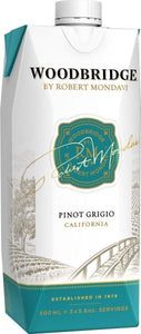 Woodbridge by Robert Mondavi Pinot Grigio 500mL