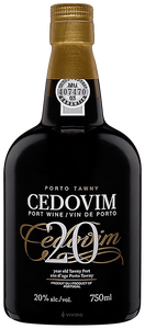 Cedovim Porto Tawny 20 Years 750ml Type: Dessert & Fortified Wine Categories: 750mL, Fortified Wine, Port, Portugal, region_Portugal, size_750mL, subtype_Fortified Wine, subtype_Port. Buy today at Wine and Liquor Mart Poughkeepsie