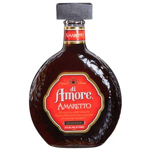 Di Amore Amaretto Liqueur 750mL Type: Liquor Categories: 750mL, Liqueur, quantity low hide from online store, size_750mL, subtype_Liqueur. Buy today at Wine and Liquor Mart Poughkeepsie