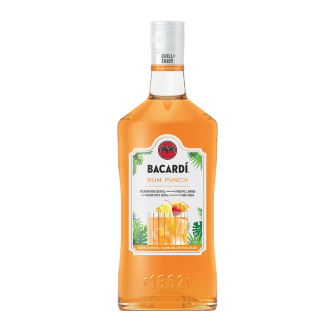 Bacardi Rum Punch Classic Cocktail 1.75L