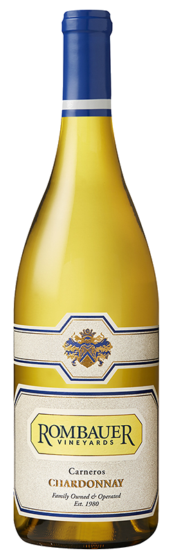 Rombauer Vineyards Carneros Chardonnay 2019 750mL
