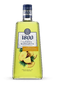 1800 Ultimate Pineapple Margarita Ready to Drink 1.75L