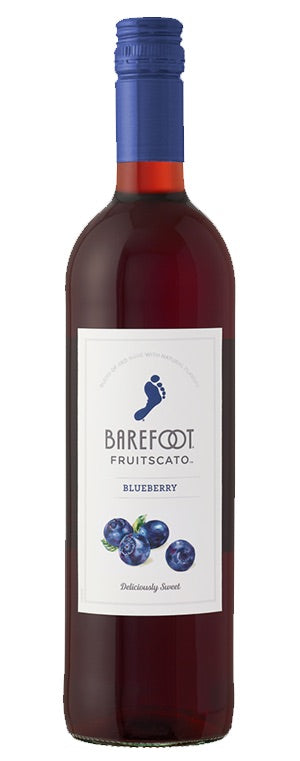 Barefoot Blueberry Fruitscato NV 1.5L