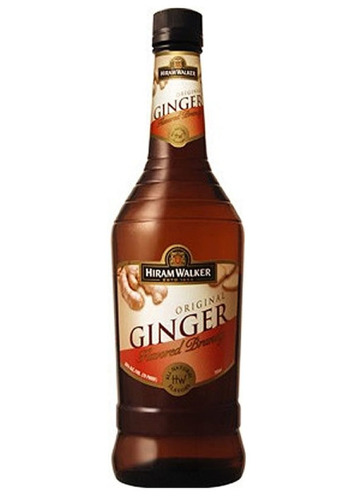 Hiram Walker Original Ginger Brandy 750mL