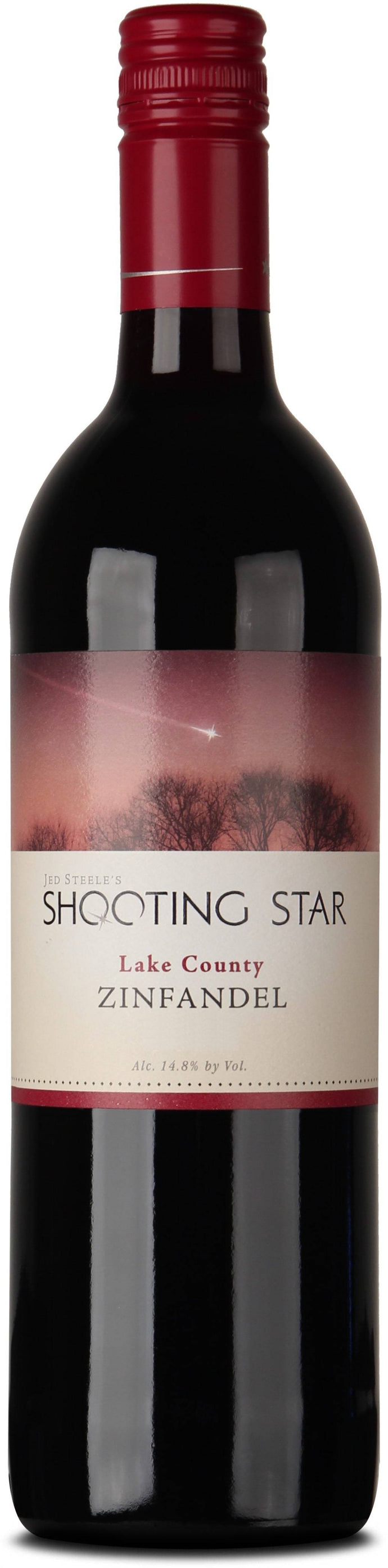 Jed Steele's Shooting Star Zinfandel 2017 750mL