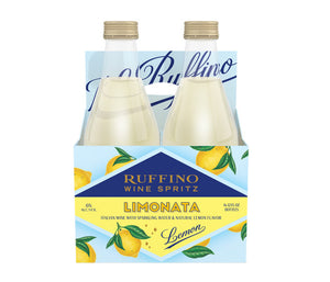 Ruffino Limonata Wine Spritz 4pk/355mL