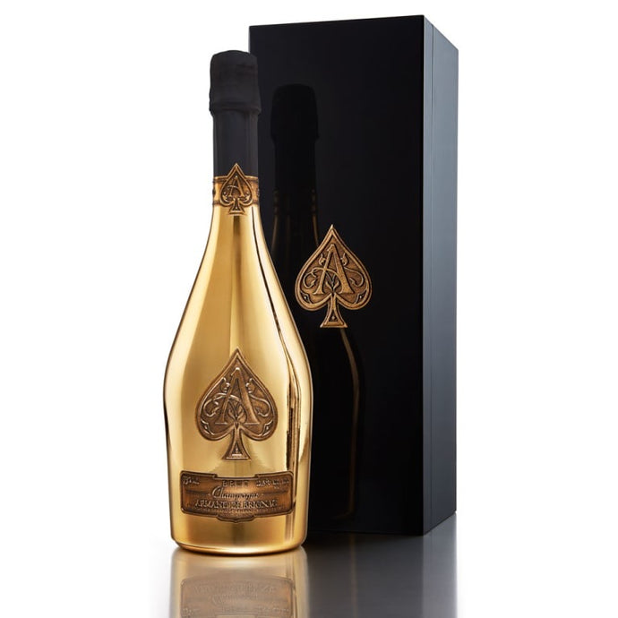 Ace Of Spades Armand De Brignac Limited Edition Brut Champagne 750mL